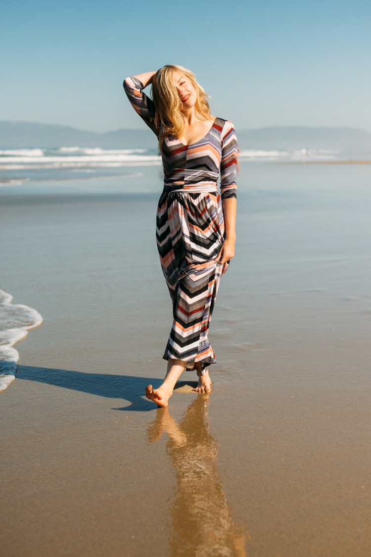 anthropologiestripedmaxidress
