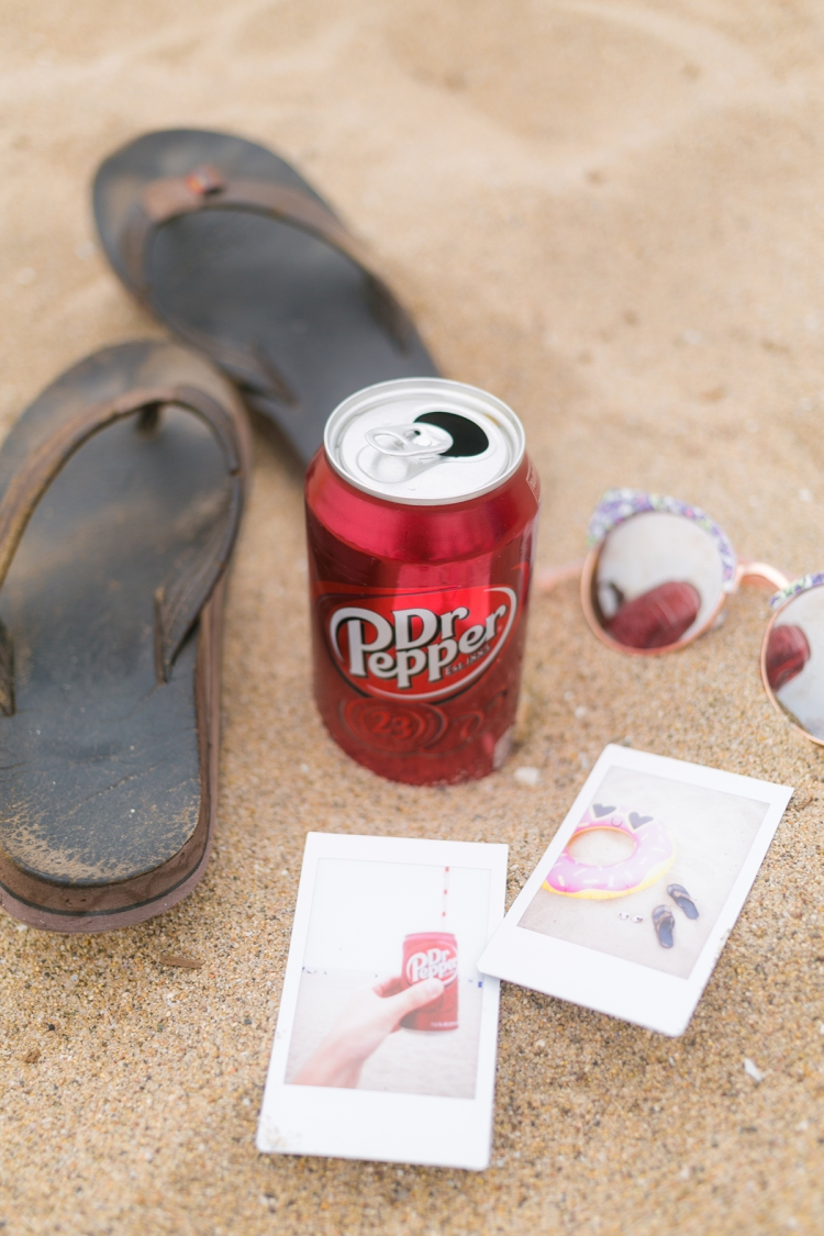 Summer and Dr Pepper