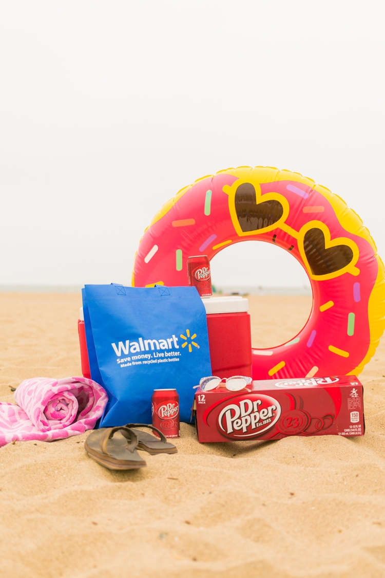 Summer Fun with Dr Pepper and Walmart