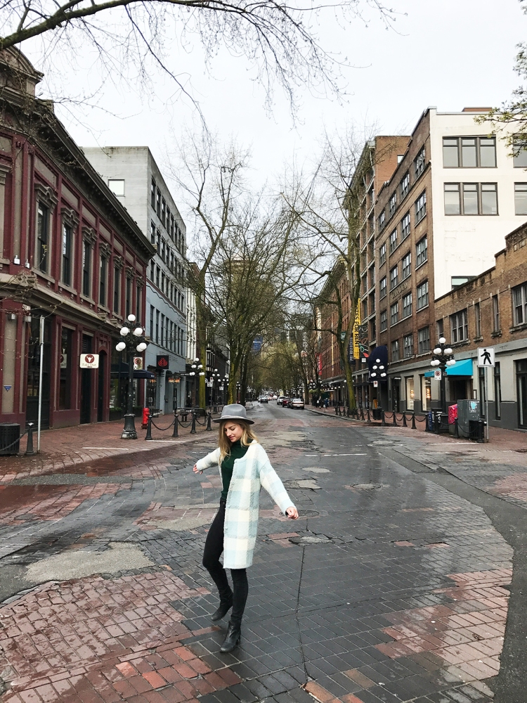 Vancouver Gas Town