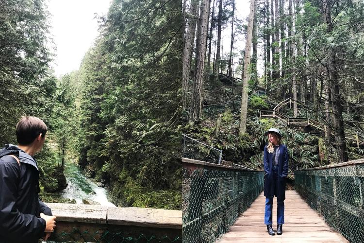 Vancouver Hike Bridge