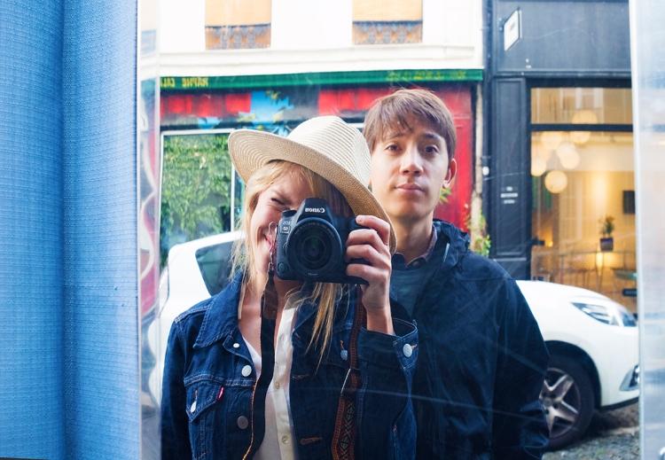 Amalie Photobooth Montmartre