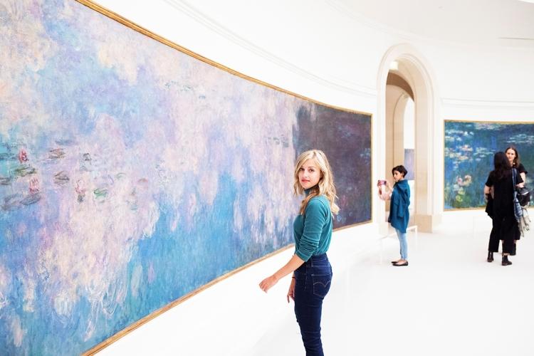 Monet Musee de L'Orangerie