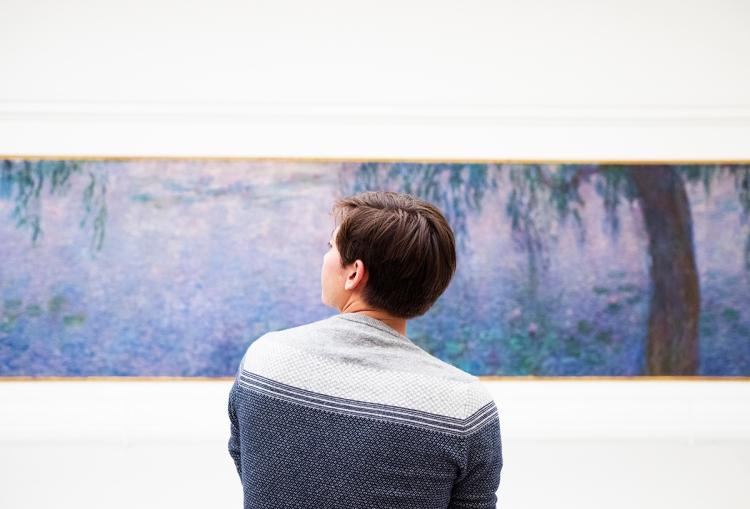 Monet Paris Paintings