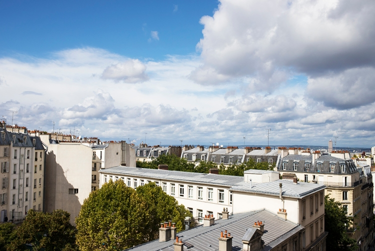 Montmartre Airbnb Paris