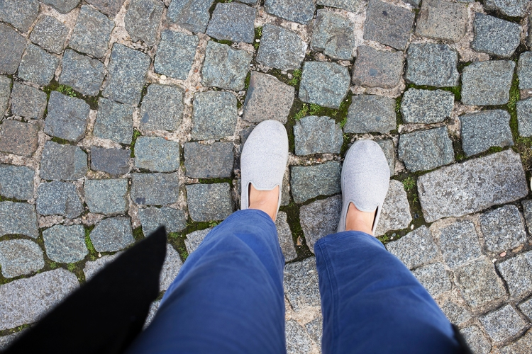 Shoes for Europe Trip - Allbirds