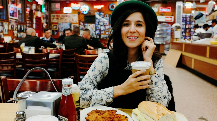 Katz's Diner New York City